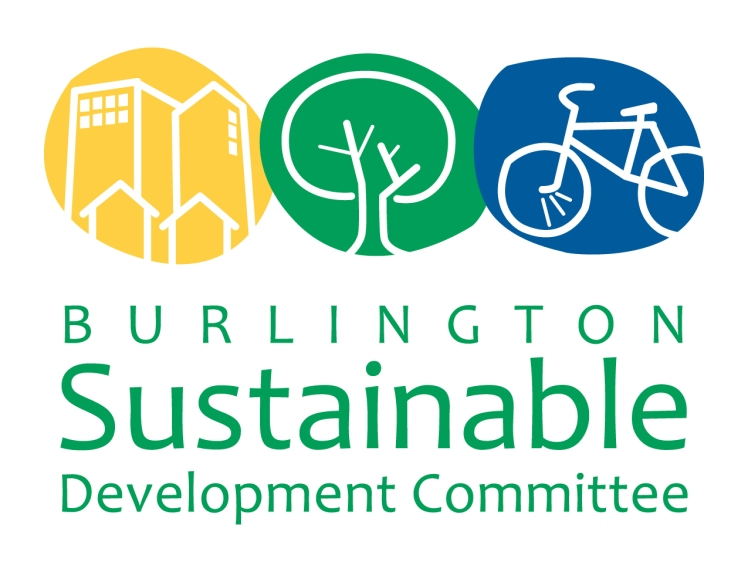 Burlington Sustainable Development Committee Logo
