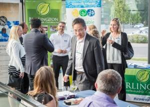 Burlington Sustainable Development Committee's 25th anniversary celebration