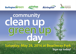 2016 Green Up Event