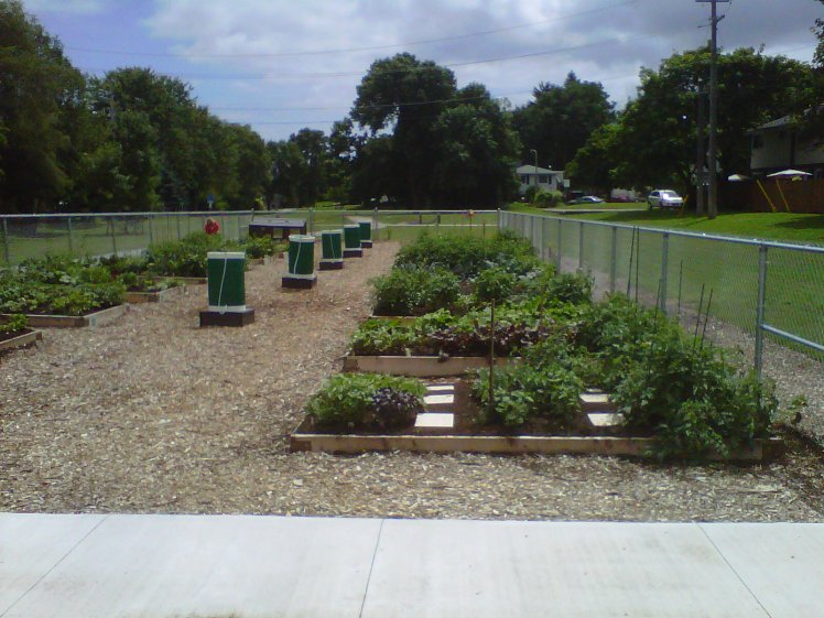 Francis Road Community Garden