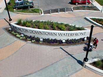 Burlington Downtown Waterfront
