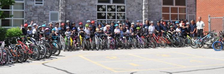Bike to School Week 2016