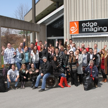 Edge Imaging group photo