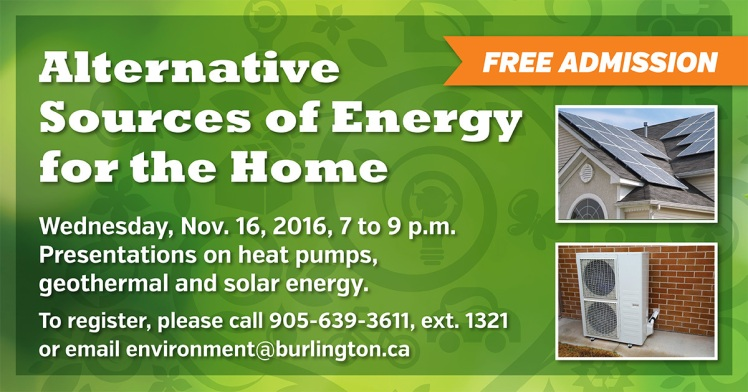 Alternative Sources of Energy for the Home promotion