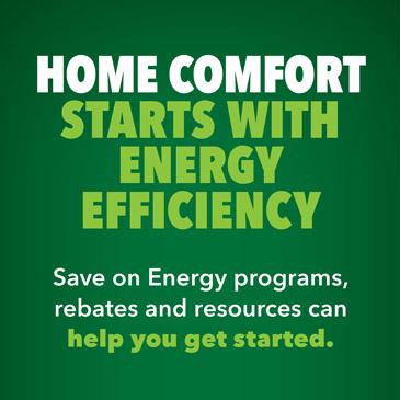 Energy saving promotion
