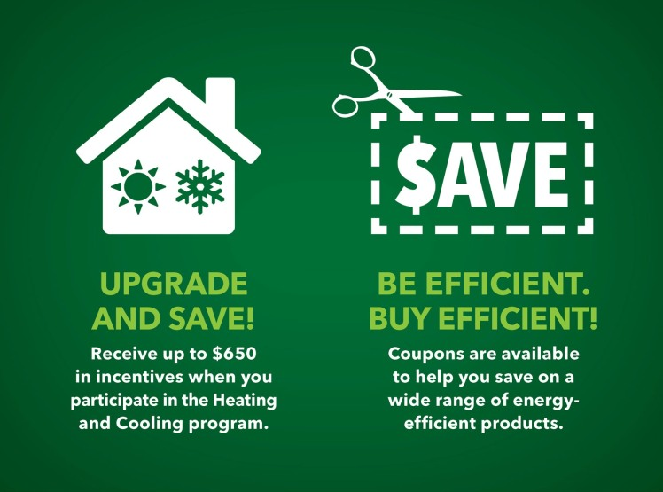 Energy saving programs