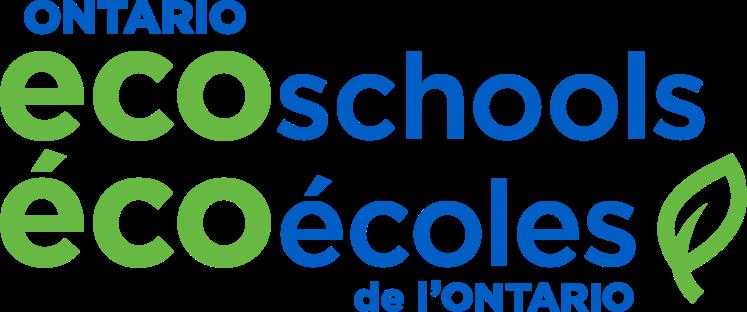 Ontario EcoSchools logo