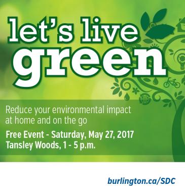 Let's Live Green Burlington!