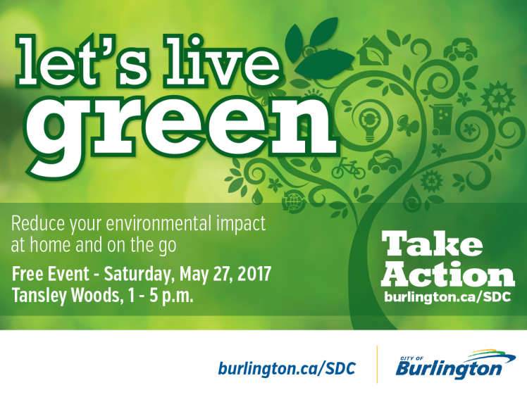 Let's Live Green Burlington!