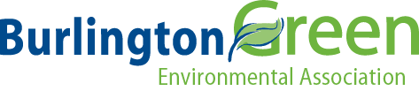 BurlingtonGreen Environmental Association logo,