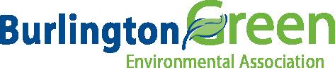 BurlingtonGreen Environmental Association logo,