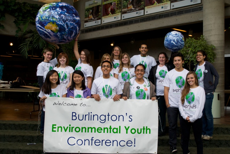 BurlingtonGreen Youth Eco-Summit