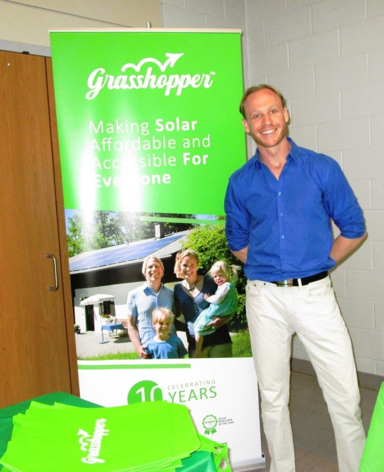 Grasshopper Solar