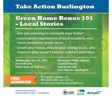Green Home Renos 101 - Local Stories