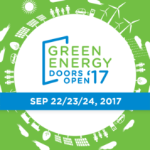 Green Energy Doors Open 2017