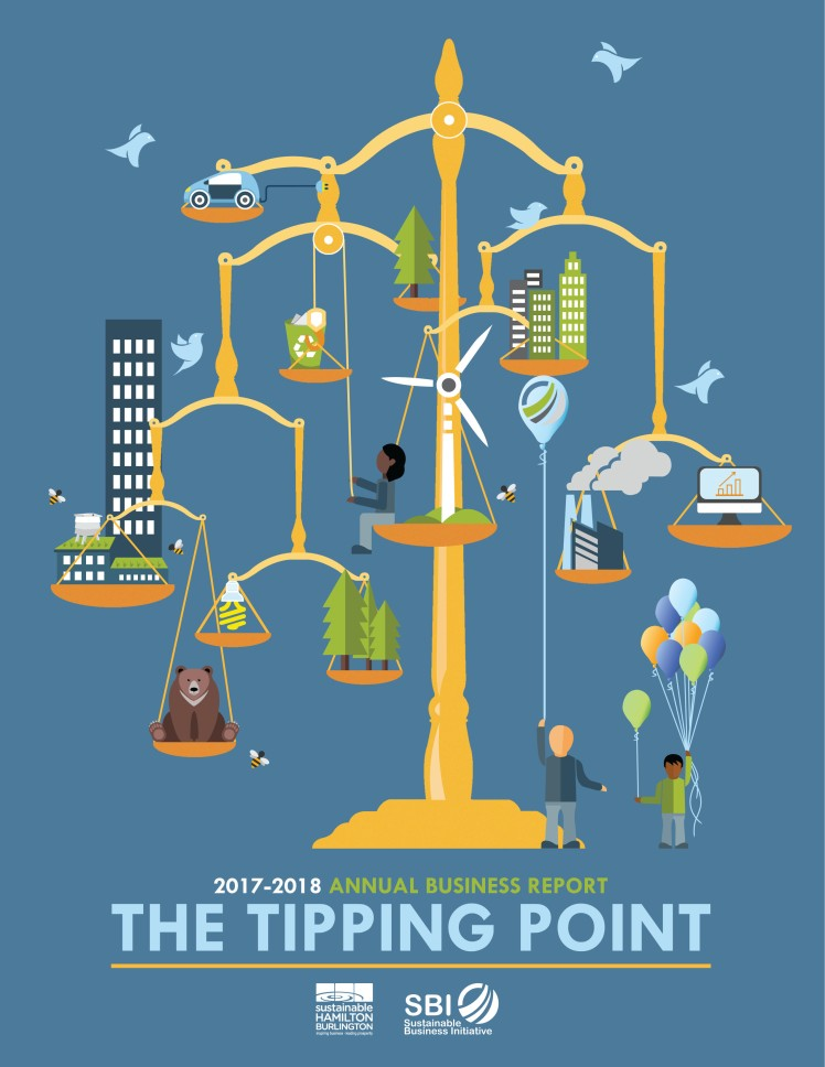 The Tipping Point - 2017/2018 SHB Annual Business Report